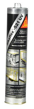 Sikaflex 521 UV schwarz 300ml Polyurethan Hybrid Dichtstoff