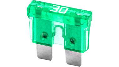 Flachstecksicherung 30 A Midi Sicherung grün